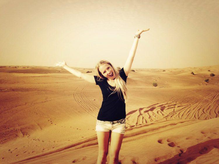 Dubai Expat