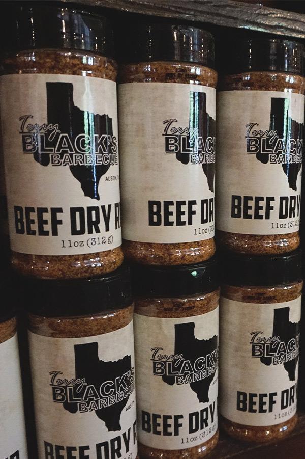 Terry Blacks BBQ Austin Texas