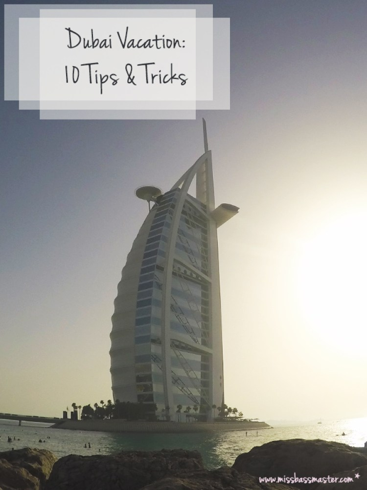 Your Perfect Dubai Vacation