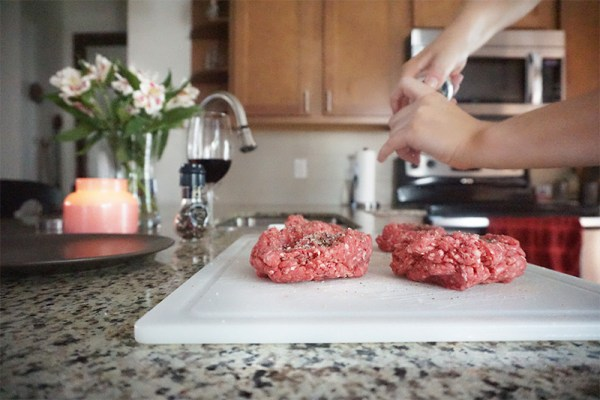 Missbassmasters Best Basic Burger Recipe