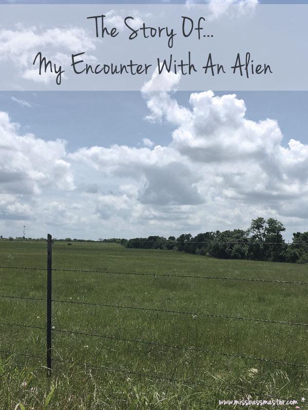 Story Telling - Aliens