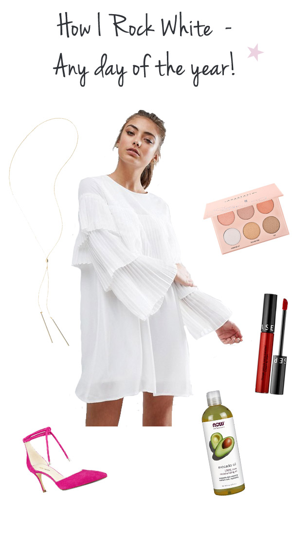 How-I-wear-White
