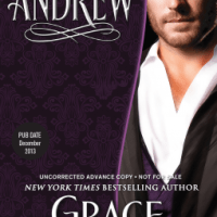 MINI-REVIEW: Grace Burrowes' ANDREW, or The Hero As Nursemaid