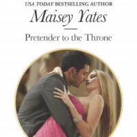 REVIEW: Maisey Yates's PRETENDER TO THE THRONE, Or Sin and Surf