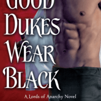 Mini-Review: Manda Collins's GOOD DUKES WEAR BLACK