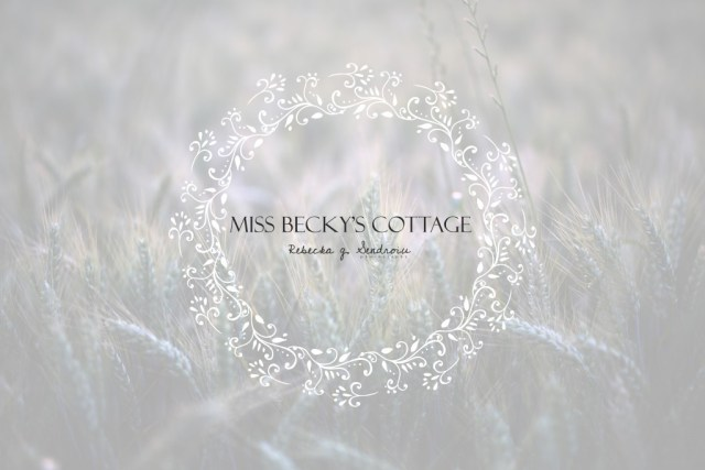 banner miss becky cottage