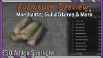Furniture Preview (Guild Stores, Merchants) - ESO Addon Spotlight