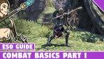 ESO Combat Basics Part 1