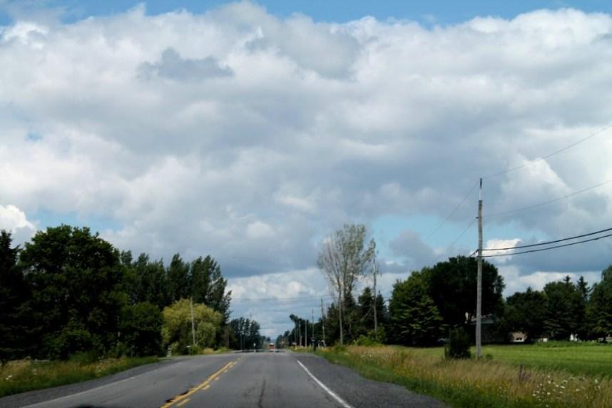 Le ciel du Canada - Voyage - Miss Blemish