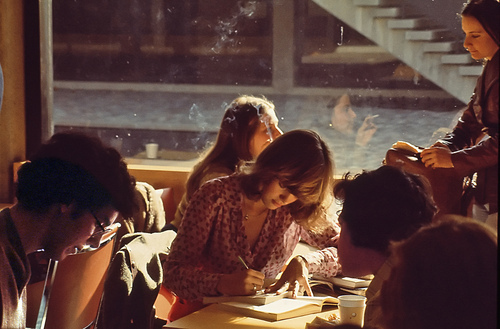 Atelier d'écriture - Première séance