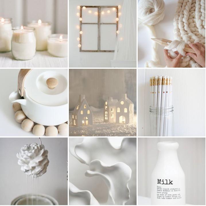 Les boréales Sweet white court