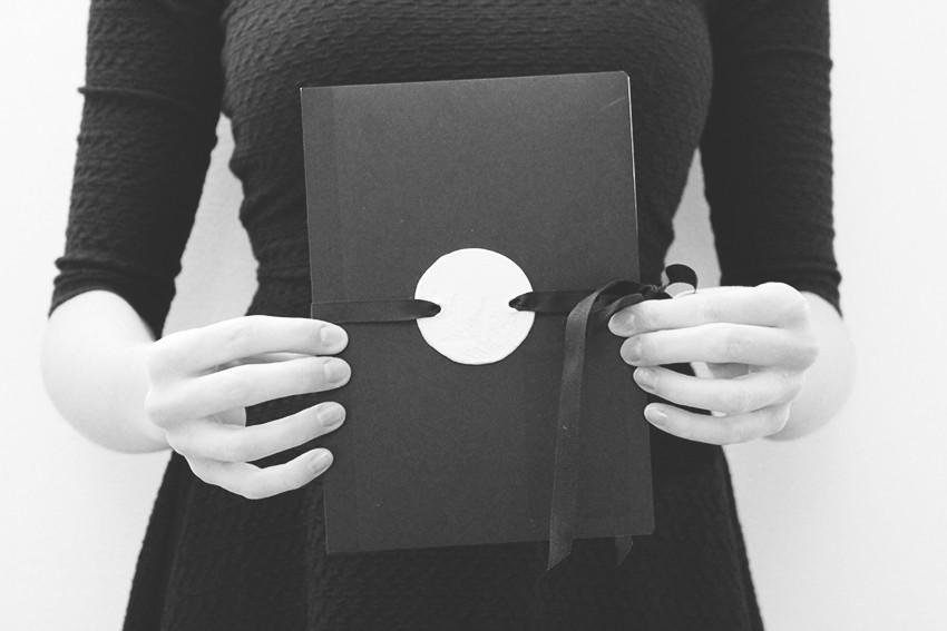Les Boréales - Sweet White : Un carnet dans lequel on ose écrire - Miss Blemish