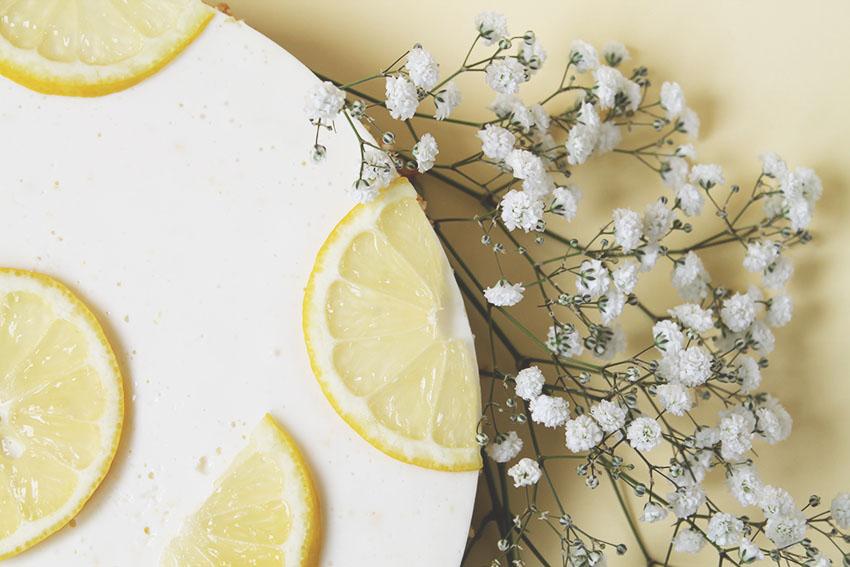 Les Boréales Le cheesecake d'été au citron - Recette - Miss Blemish