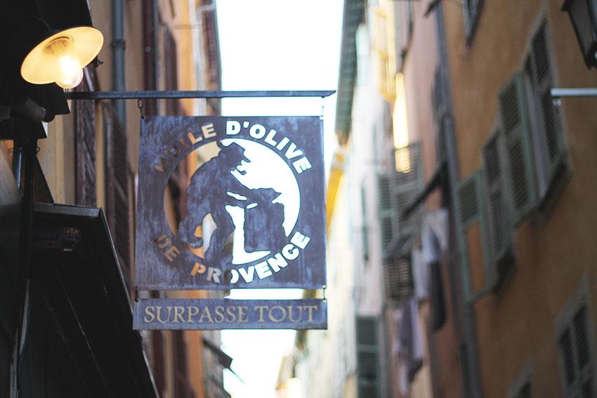 Et se perdre dans les ruelles du Vieux Nice - Voyage - Miss Blemish