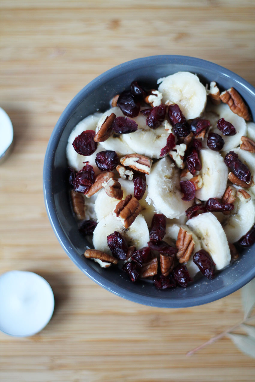 Porridges complets sans gluten - Cuisine saine - Miss Blemish
