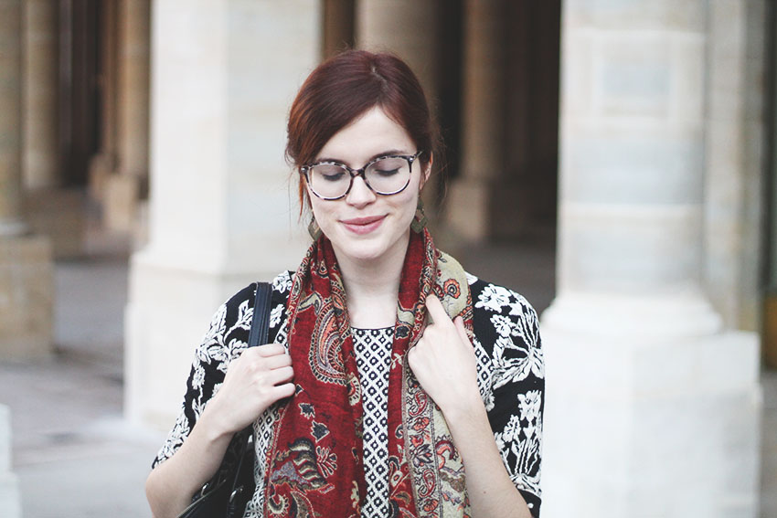 Paris, Scotch & Soda - Mode - Miss Blemish