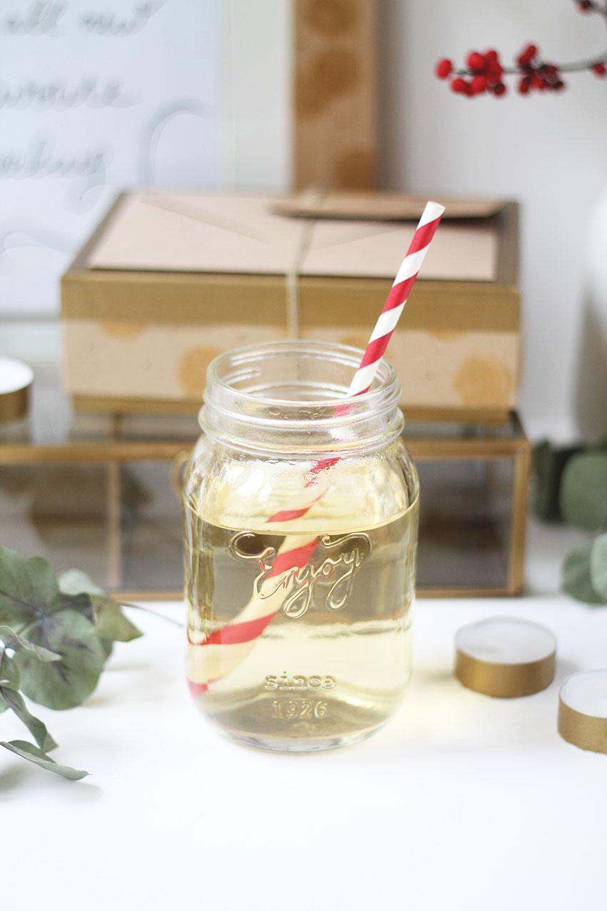 Infusion de Noël parfumée 4