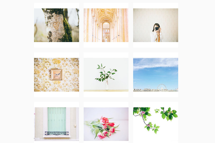 6 comptes Instagram inspirants - Photographie - Miss Blemish