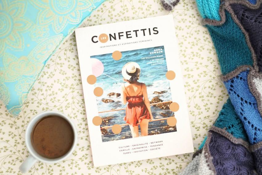 Magazine | Les Confettis - Culture - Miss Blemish