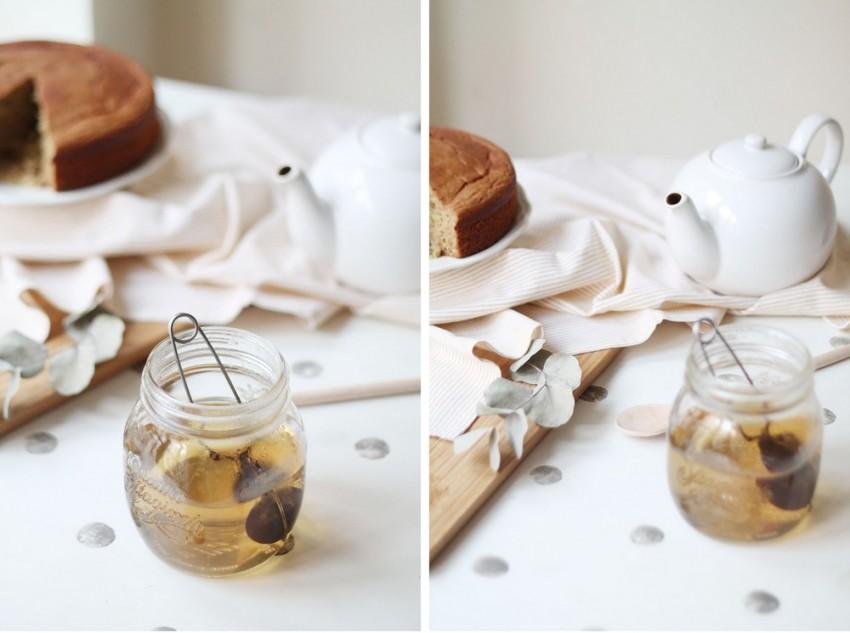Gâteau moelleux aux pommes sans gluten | Recettes d'automne - Slow living - Miss Blemish