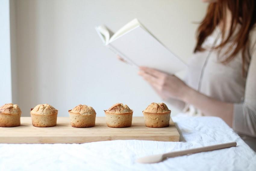 Les muffins sans gluten du petit-déjeuner - Recette sans gluten - Miss Blemish