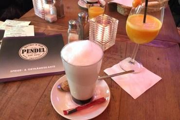 Frühstücken gehen in Bonn im Pendel am Friedensplatz