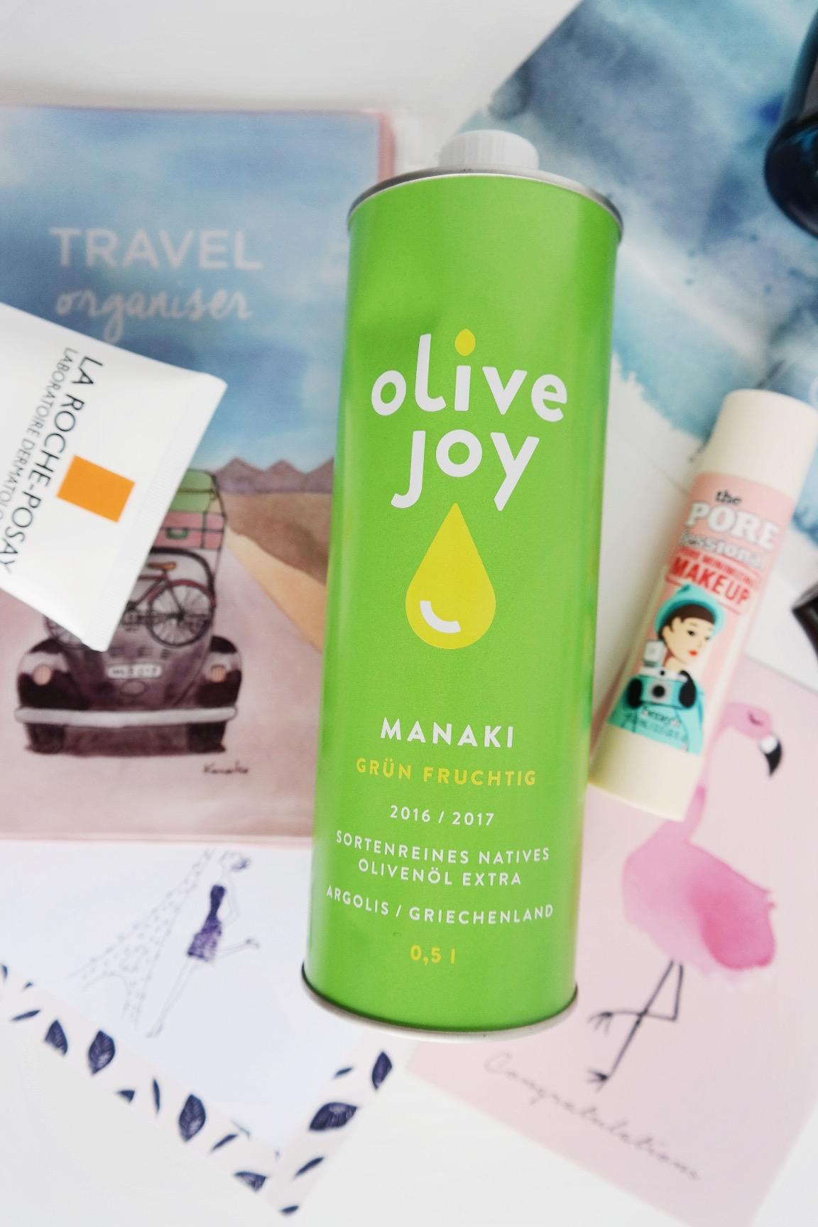 Olive Joy Olivenöl