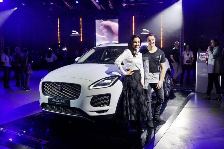 Jaguar ePace Frans Zimmer
