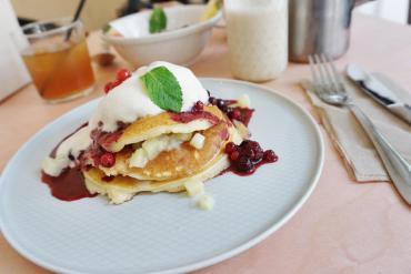 Pancakes in Köln