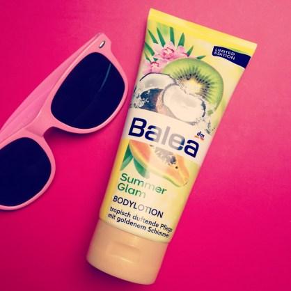 Balea Summer Lotion Limited Edition