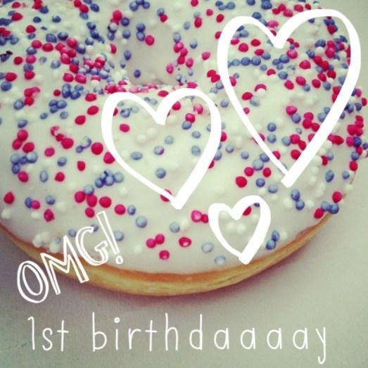 MissBonneBonne Birthday