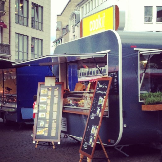 Foto 2Cookit Bonn Marktplatz Wochenmarkt