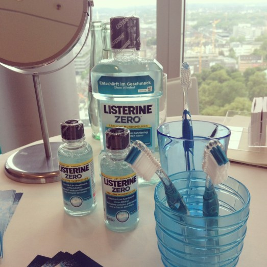 listerine beautypress bloggerevent