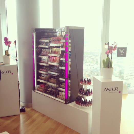 astor beautypress bloggerevent