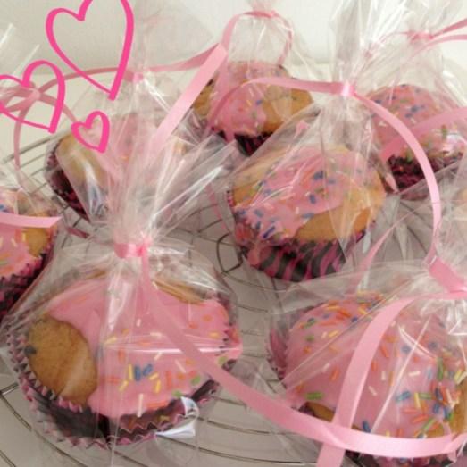 Junggesellenabschied Muffins Bachelorette Party Trauzeugin Hochzeit