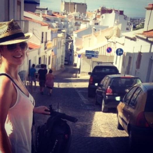 Lagos Algarve Portugal Segway
