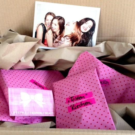 Lovelylicious Box Herbst 2013