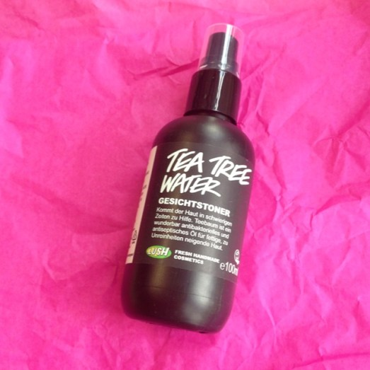 Beauty Kosmetik lush tea tree water tone terbium tipp empfehlung
