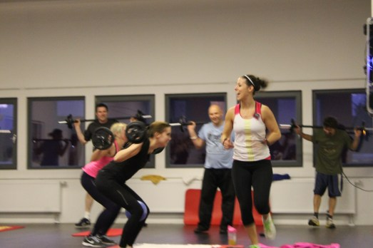 Two weeks, two girls – one project – MissBB trainiert wie ein Hollywoodstar Personal Trainer Bonn Daphne your coach kraftwerk bonn HIIIT Kurs