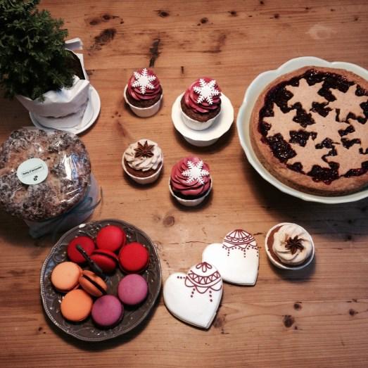 dehly & desander Patisserie Weihnachten 2013