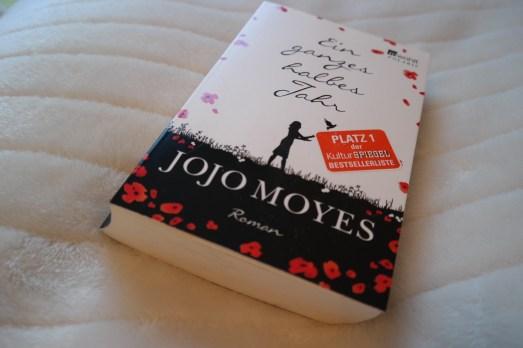 Empfehlung Buchtipp Ein ganzes halbes Jahr Blog Jojo Moyes