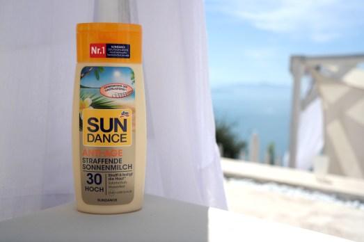 Beautylieblinge MissBonneBonne MissBB SunDance LSF 30 Tipp Empfehlung Sonnencreme Anti-Ageing