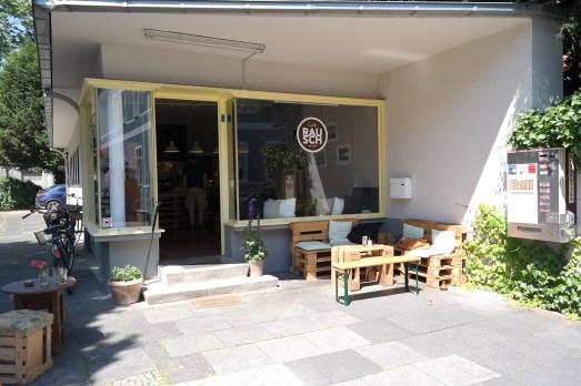 Café Rausch Südstadt Mittagessen Frühstück Cupcakes Kuchen Kaffee Sonntags hausgemacht Essen und Trinken Bonn