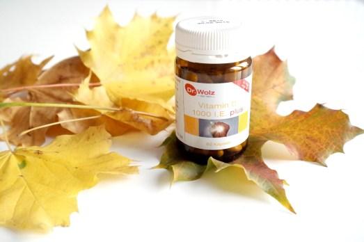 Herbstfit Wetter Pflege Beautyblog Vitamin D nu3