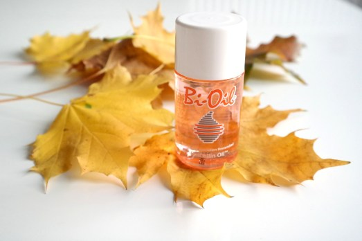 Herbstfit Wetter Pflege Beautyblog Bi Oil Blog nu3