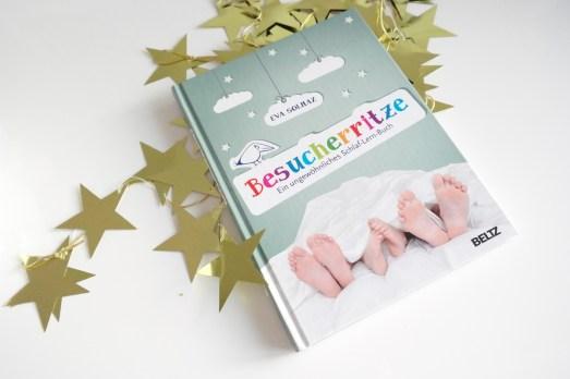 WEihnachtsgeschenke  werdende Mutter Schwanger Mama Freundin Besucherritze Buchtipp Buch Schlafen lernen Baby Kinder