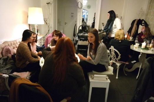 Yupik Bloggertreffen Event Bloggerevent Weihnachten Köln Beautyblogger_de Beautyblog November 2014 MissBonneBonne LePomPom