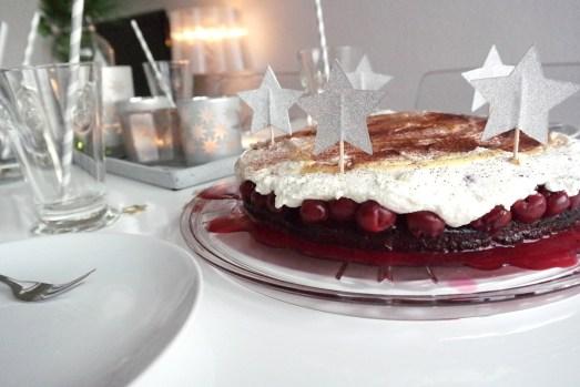 torte Kuchen #weihnachtsfreude zimt glutenfrei