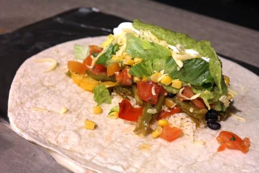 Burrito Rico Bonn Thomas Mann Straße Stadthaus Mittagessen Abendessen Snacks Lunch frisch vegetarisch hausgemacht magarita
