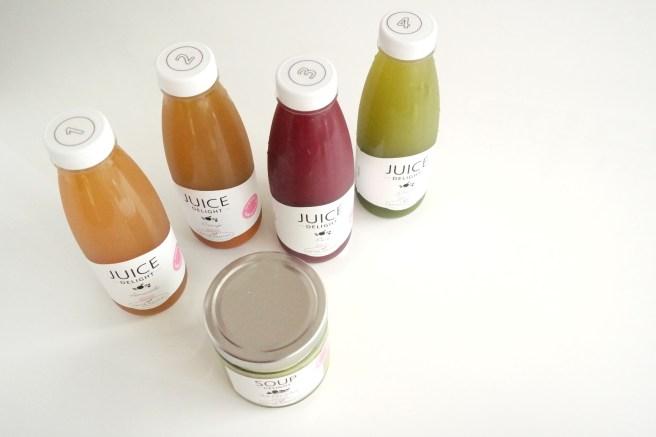 detox delight saftfasten detox kur online bestellen blog erfahrung 3 tage cleanse fastenkur kühlbox